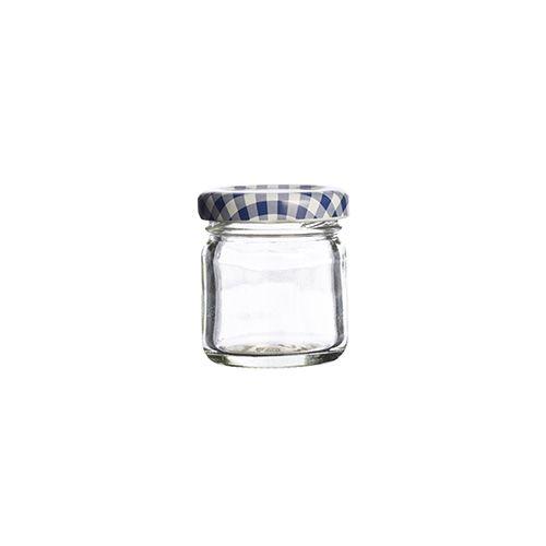 Kilner Twist Top Round Jar 43ml Box Of 12