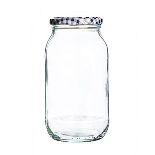 Kilner Twist Top Round Jar 725ml