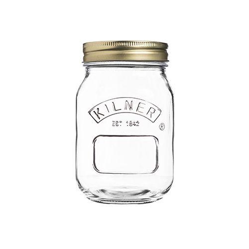 Kilner Preserve Jar 0.5 Litre Box Of 12