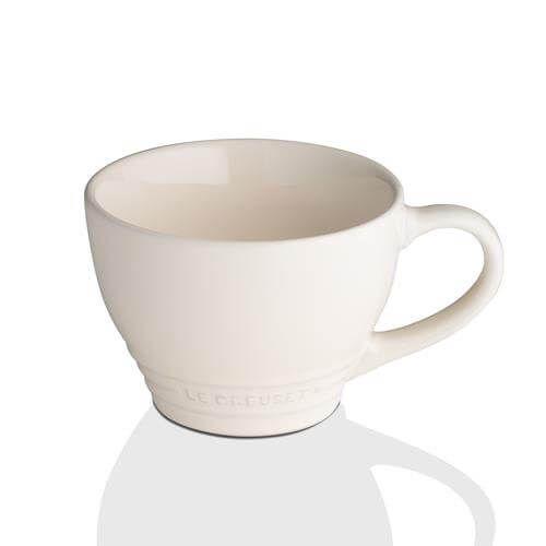 Le Creuset Almond Stoneware Grand Mug