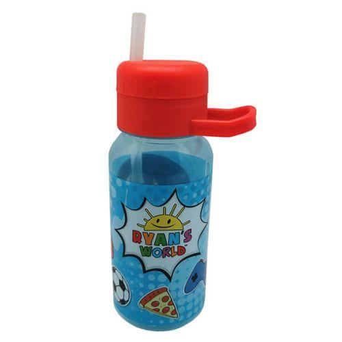 Ryan's World Twist Straw Bottle