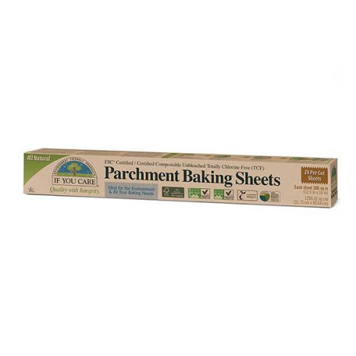 If You Care FSC Certified Parchment Baking Sheets