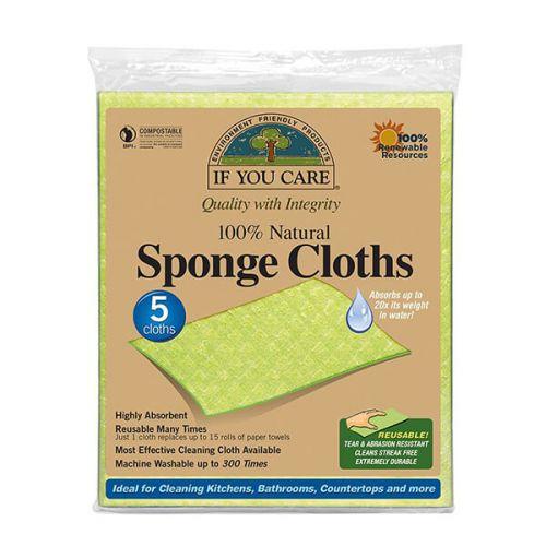 If You Care Natural Sponge Cloths