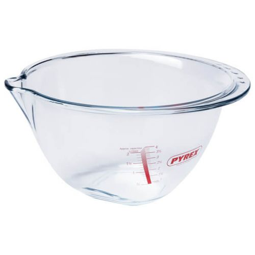 Pyrex 4.2L Expert Bowl With Gradients