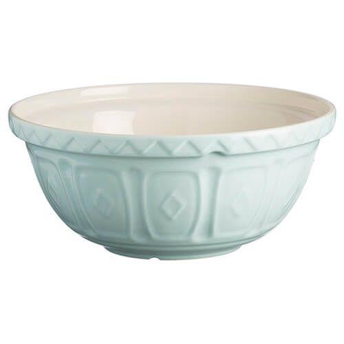Mason Cash Colour Mix S12 Powder Blue Mixing Bowl 29cm