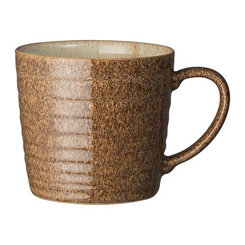 Denby Studio Craft Birch Alt Ridged Mug