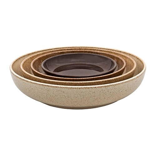 Denby Studio Craft 4 Piece Nesting Bowl Set