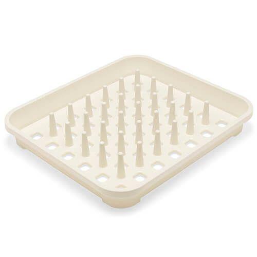 Addis Flexi-Slot Plate Rack Linen