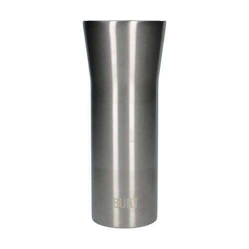 Built 470ml Pureflow Travel Mug Stainless Steel