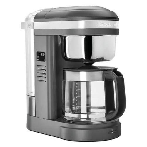 KitchenAid 12 Cup Classic Drip Coffee Maker Charcoal Grey