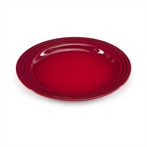 Le Creuset Cerise Stoneware 22cm Side Plate