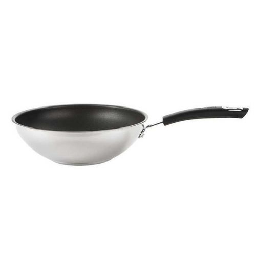 Circulon Total Stainless Steel 26cm Stirfry