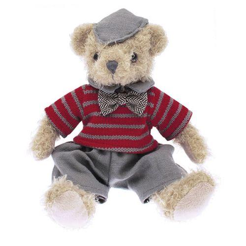 Walton & Co Dressed Bear Toy