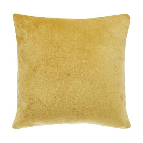 Walton & Co Cashmere Saffron Touch Cushion
