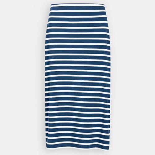 Seasalt Sailor Skirt Breton Night Ecru Size 16