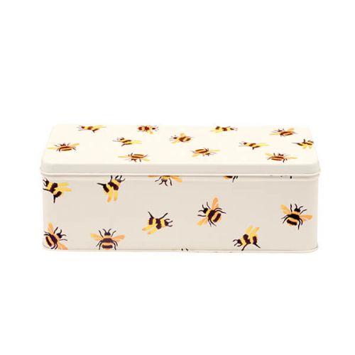 Emma Bridgewater Bumblebee Long Deep Rectangular Tin
