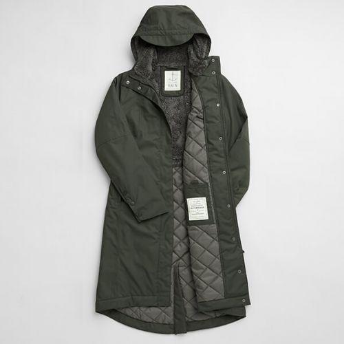 Seasalt Janelle Woodland Coat Size 14