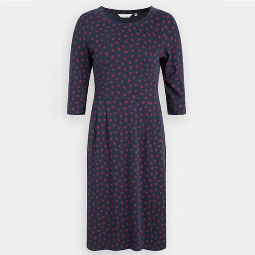 Seasalt Tamsin Dress Inked Spot Magpie Size 12
