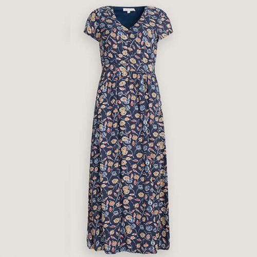 Seasalt Feather Slate Dress Ceramic Blooms Waterline