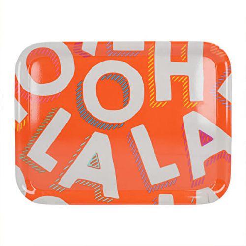 Creative Tops OTT Ooh La La Small Tray