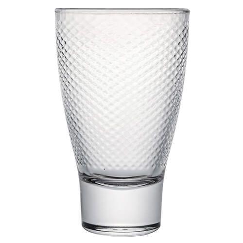 Durobor iStyle Luxe Karo Set Of 6 Hiball Glasses