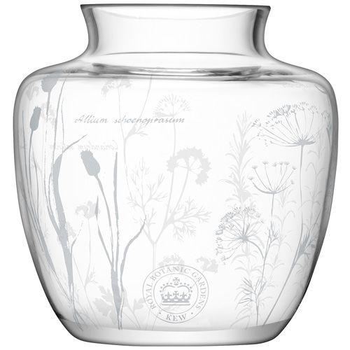 LSA Royal Botanical Gardens 15cm Table Rose Vase