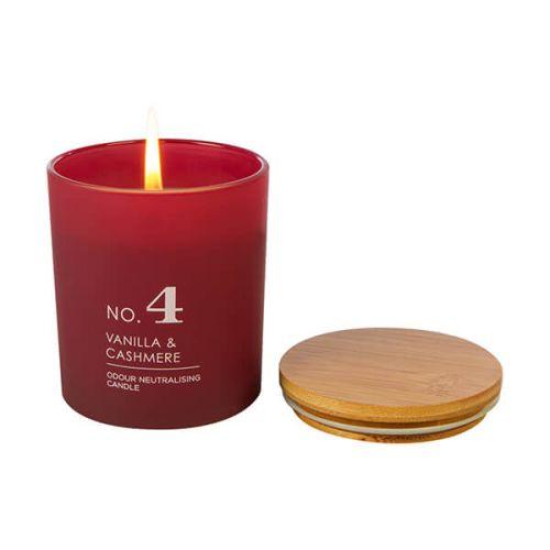 Wax Lyrical Homescenter Vanilla & Cashmere Candle
