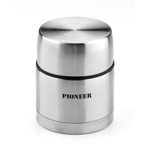 Pioneer Vacuum 0.5 Litre Stainless Steel Soup Flask
