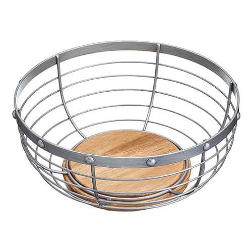 Industrial Kitchen Fruit Basket