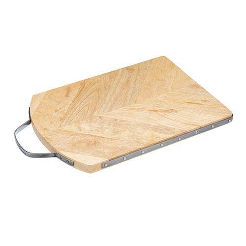 Industrial Kitchen Mango Wood Serving Board 41 x 26 x 2cm