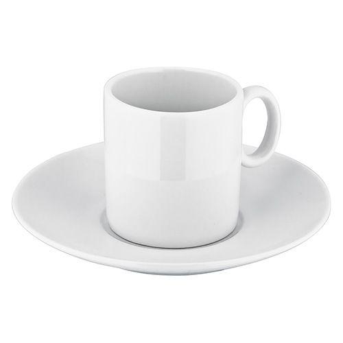 Judge Table Essentials White Espresso Cup & Saucer
