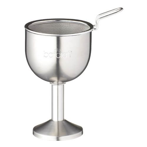 BarCraft Connoisseur Deluxe Wine Decanting Funnel