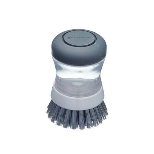 MasterClass Soap Dispensing Palm Scrubbing Brush