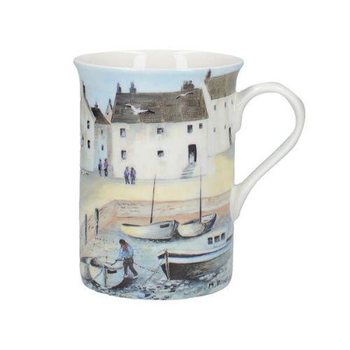 Creative Tops Cornish Harbour Mug In A Giftbox