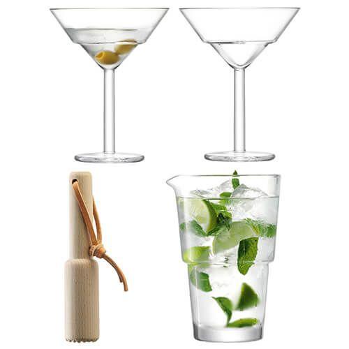 LSA Mixologist Cocktail Duo Set