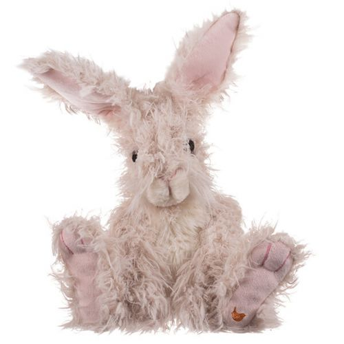 Wrendale Designs Hare Plush Cuddly Toy with Canvas Gift Bag