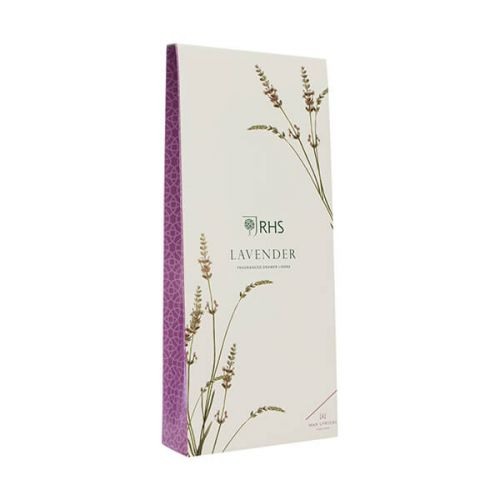 Wax Lyrical RHS Fragrant Garden Lavender Drawer Liners