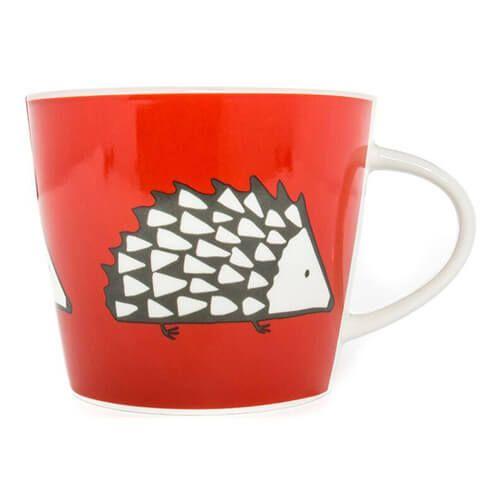 Scion Living Spike Red 350ml Mug