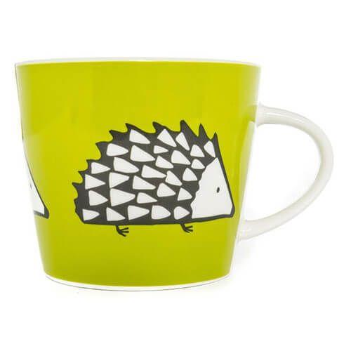 Scion Living Spike Green 350ml Mug