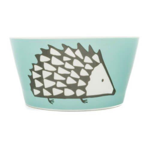 Scion Living Spike Blush Blue Bowl