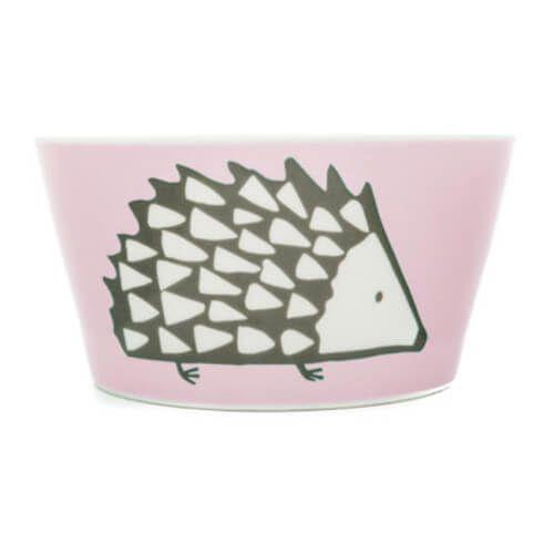 Scion Living Spike Pink Bowl