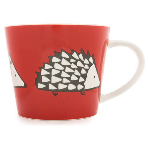 Scion Living Spike Red 525ml Large Mug