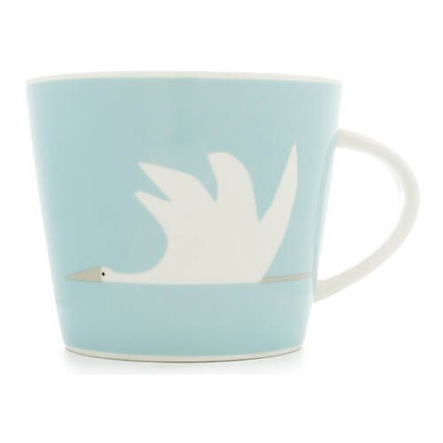Scion Living Colin Crane Duck Egg 350ml Mug