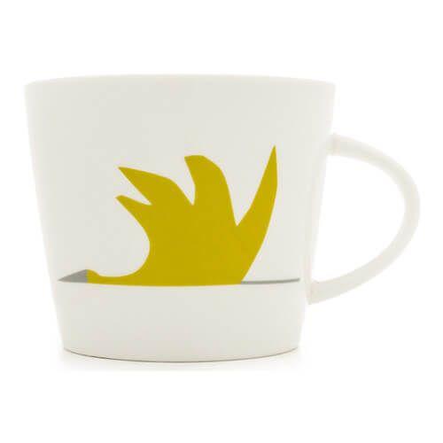 Scion Living Colin Crane Dandelion & Ceramic 350ml Mug