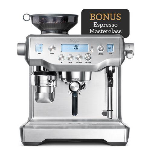 Sage The Oracle Coffee Machine
