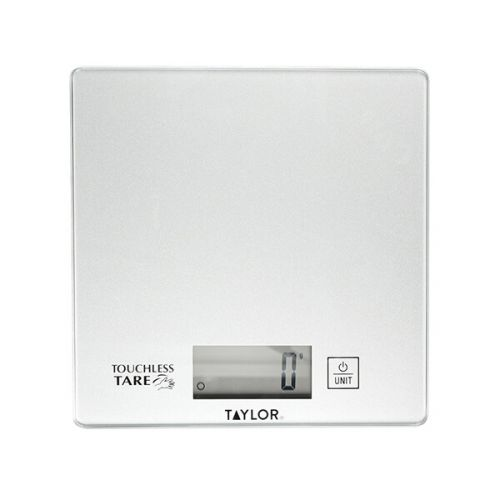 Taylor Pro Touchless TARE Compact Digital Scale 5Kg (11lbs / 5 litres)