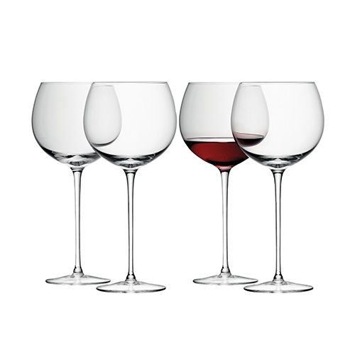 LSA Wine Balloon Glass Set Of Four