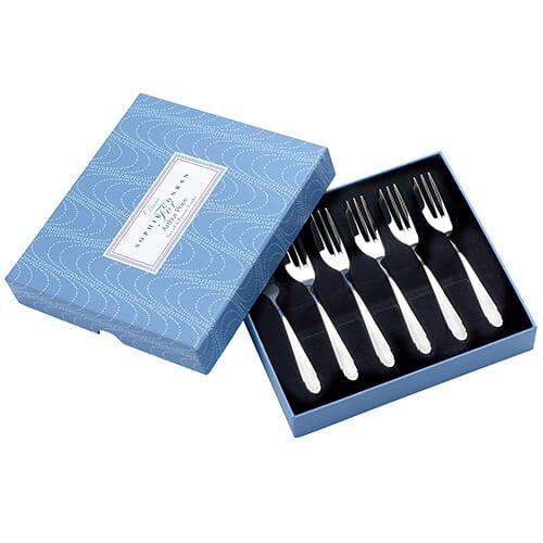 Arthur Price Sophie Conran Dune 6 Pastry Forks
