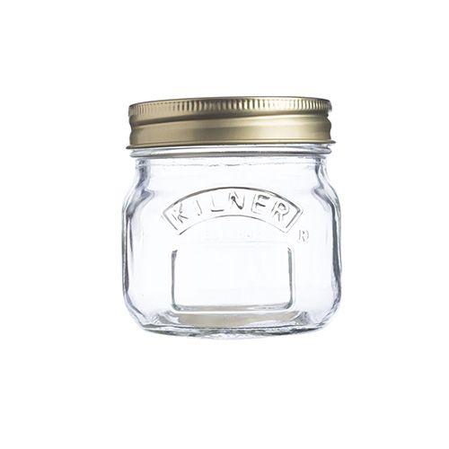 Kilner Preserve Jar 0.25 Litre Box Of 12
