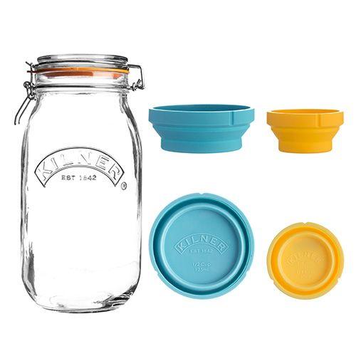 40468fabc78b Kilner Speciality Jars & Kits | Harts of Stur